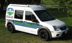 Kevin Hornby Designs Ford Transit Connect Conversion Van