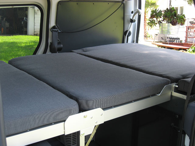 Ford Transit Connect Camper Images Photo Gallery Pro